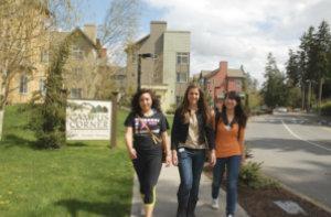 Green River College Campus Apartment