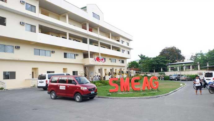 SMEAG Entrance