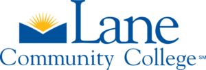 Lane-Community Collage Logo