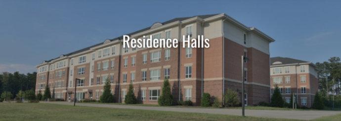 Richard Bland College Residence Halls