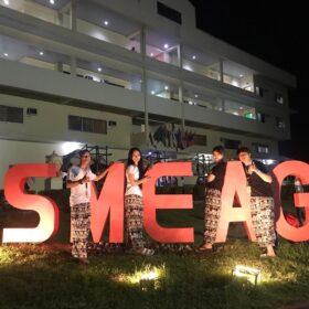 SMEAG เรียน ESL และ IELTS + ประกวด Ms. Classic Campus โดยใบเตย [รูปเยอะ]