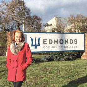 [รีวิว] ความแตกต่างด้านการเรียนภาษาในอเมริกาและไทยใน Edmonds Community College โดย โบนัส
