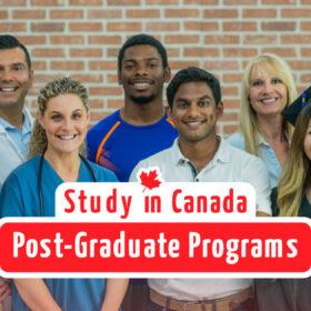 เรียนป.โท ในแคนาดา พร้อมโอกาสขอใบอนุญาตทำงานในแคนาดา (PGWP)